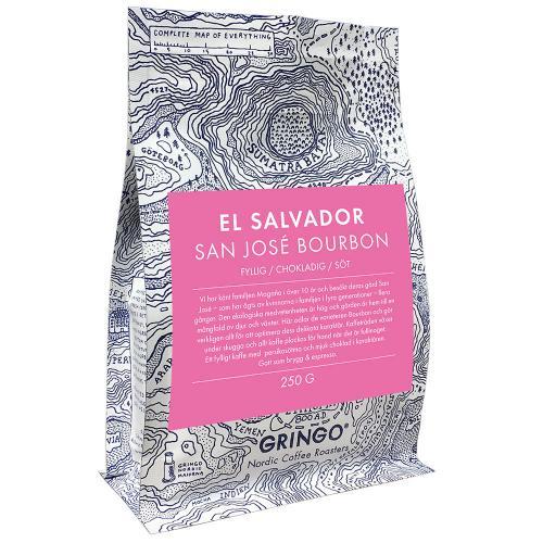 Gringo El Salvador San José Bourbon 250g