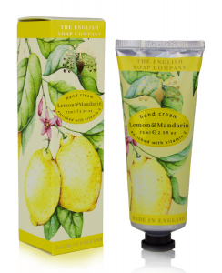 Lemon & Mandarin Hand Cream 75ml