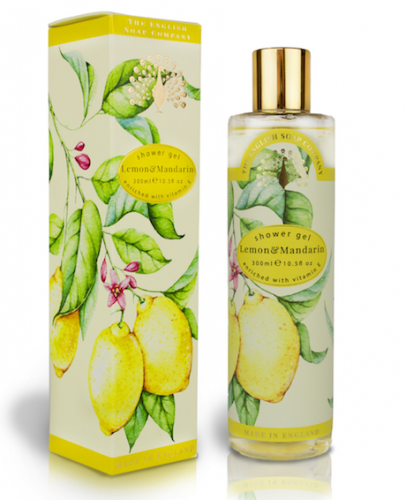 Lemon & Mandarin Shower Gel 300ml