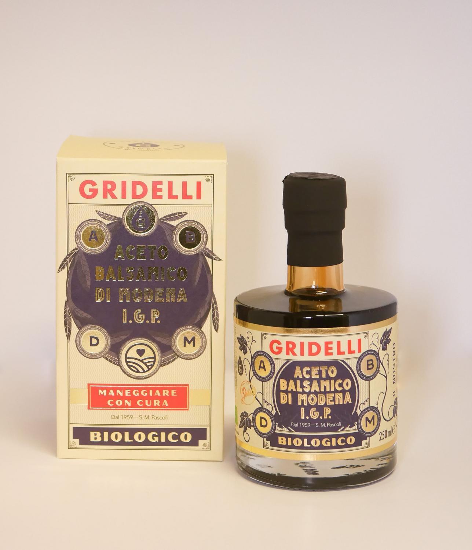 Gridelli Balsamico Nero 250ml