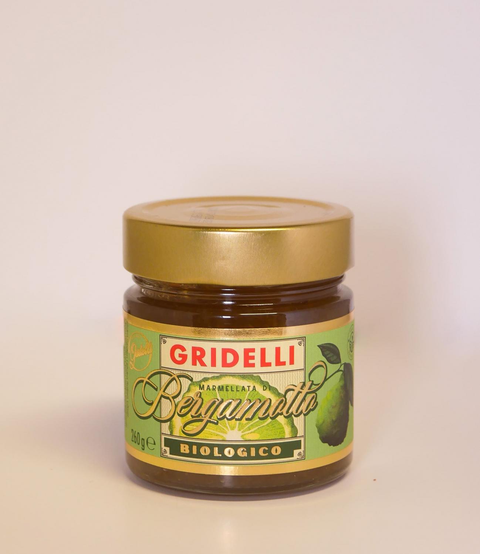 Gridelli Bergamottmarmelad 260g