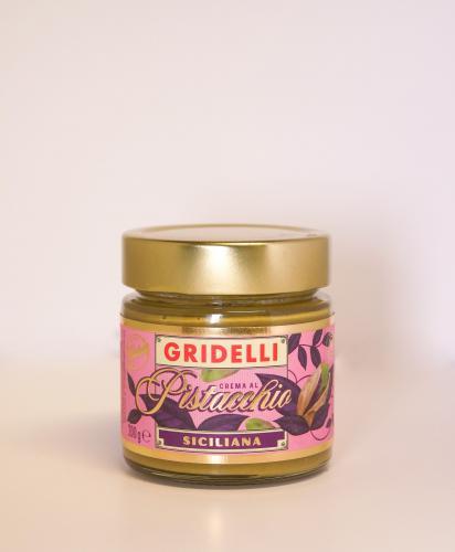 Gridelli Pistagekräm 200g