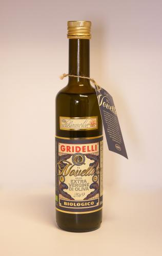 Gridelli Olivolja Novello 500ml