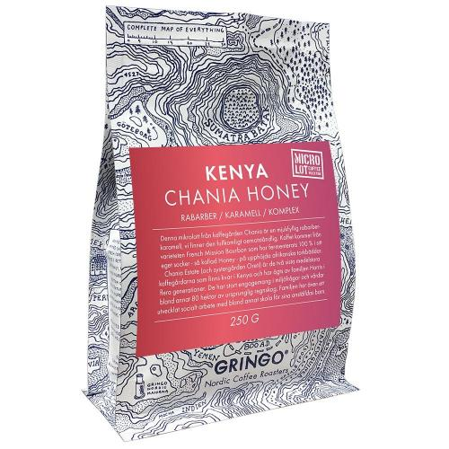 Gringo Kenya Chania Honey 250g