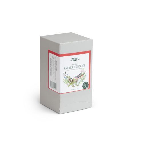 God Helg Tebox med 12 olika tepåsar