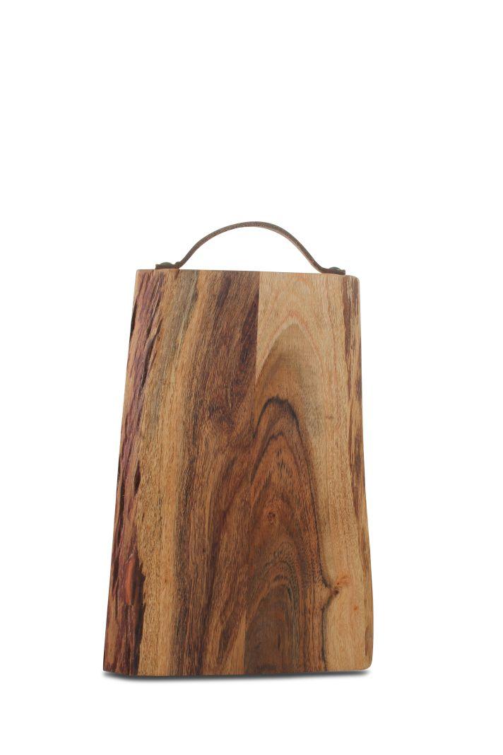 Stuff Design Skärbräda Raw 17x27cm Oiled Acacia