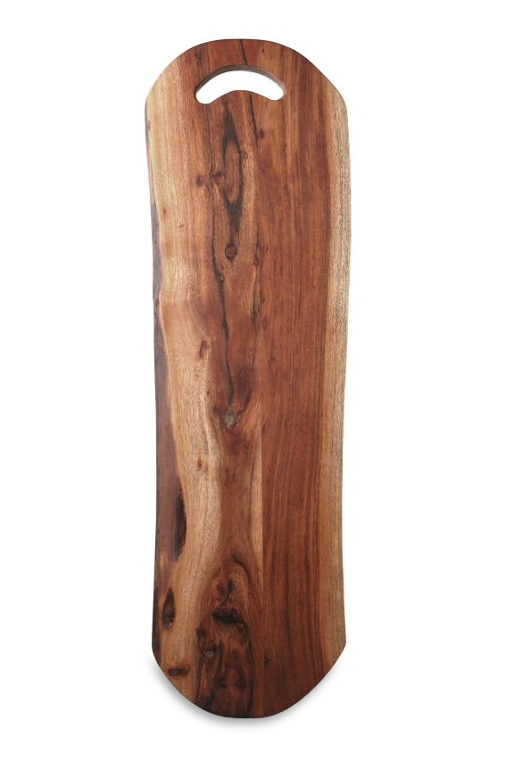 Stuff Design Skärbräda Raw 15x50cm Oiled Acacia Wood