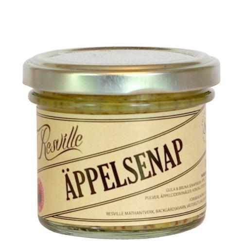 Äppelsenap 115g Resville
