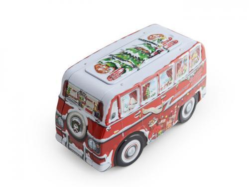 Plåtburk Santas Camper Van