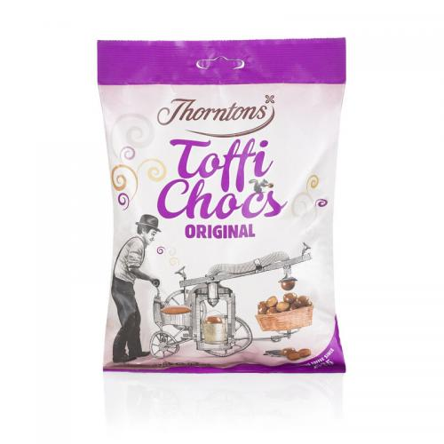 Thorntons Special Toffee Chocolate Smothered 240g