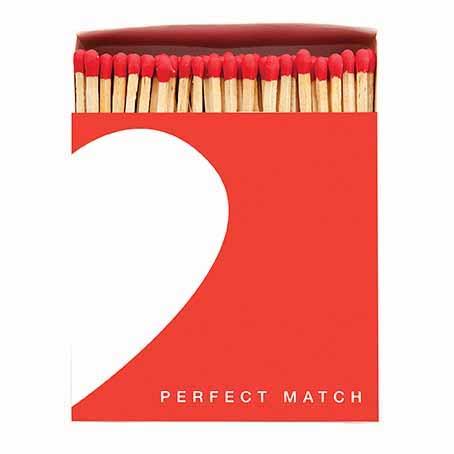 Archivist Tändsticksask Perfect Match