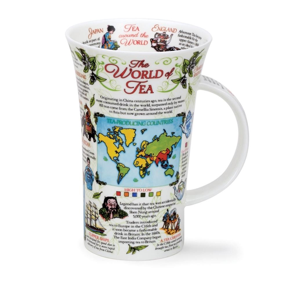 Glencoe The World Of Tea