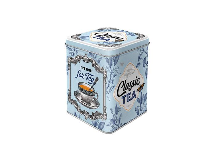 Plåtburk Classic Tea 100g