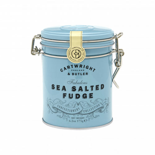 Cartwright and Butler Faboulous Sea salted fudge