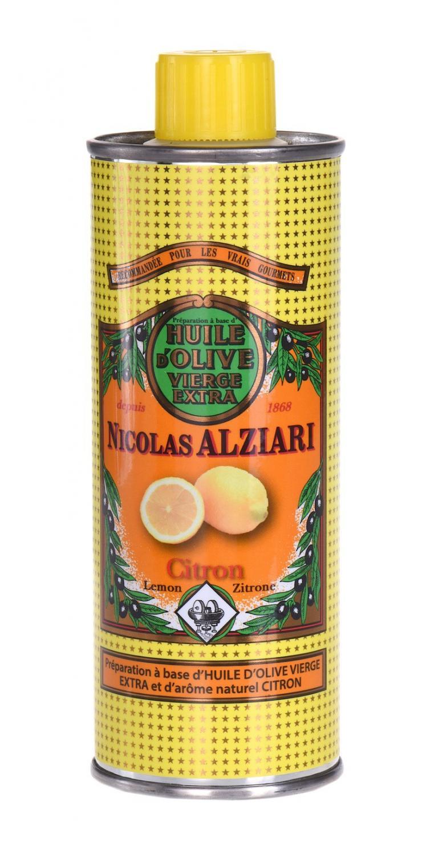 Olivolja med citron Alziari 250ml