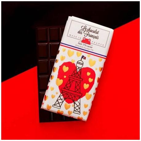 EKO Mörk choklad 71% chocolat des francais