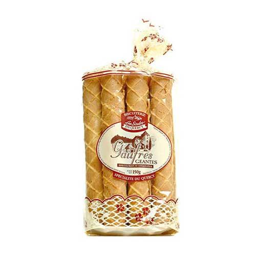 Biscuiterie les Saules Gaufres 150g