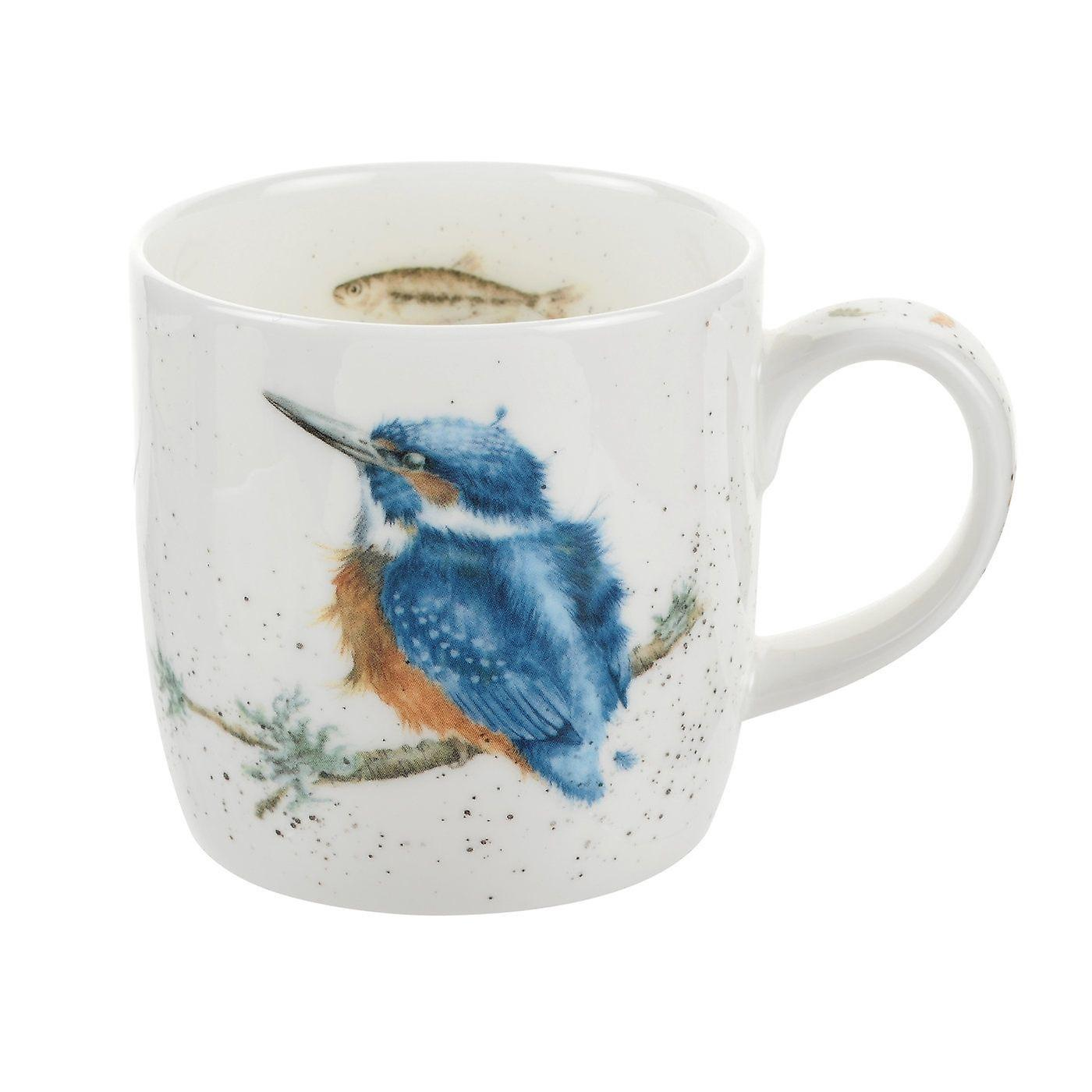 Wrendale Mugg King Of The River