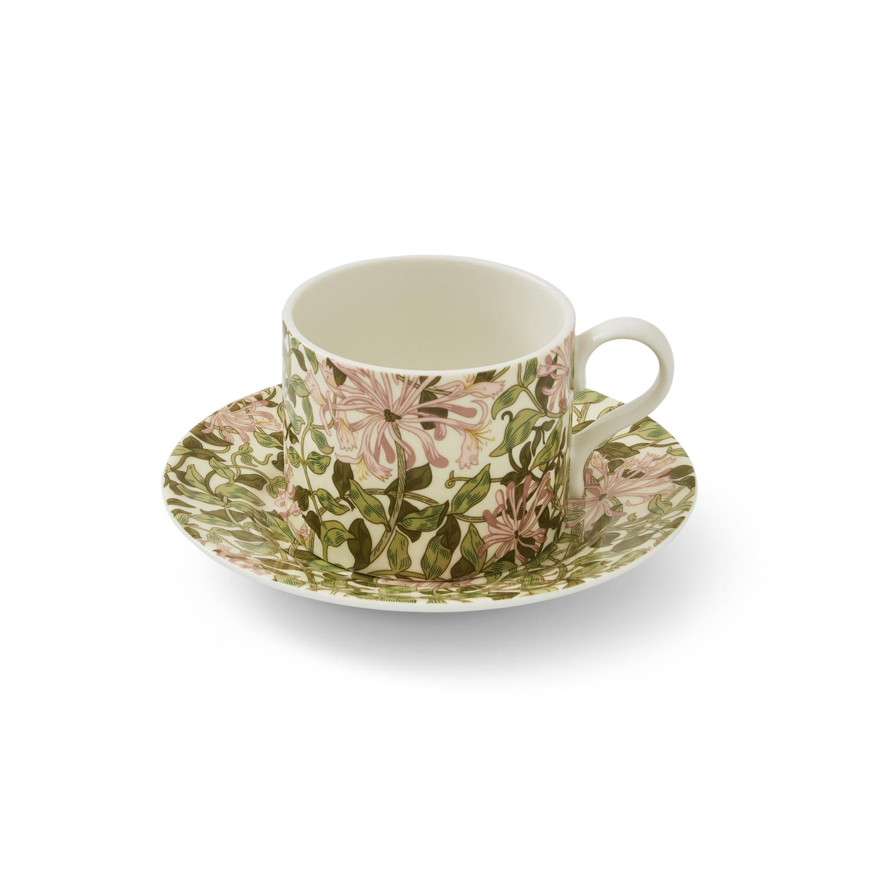 Morris Teacup & Saucer Honeysuckle 0,28L