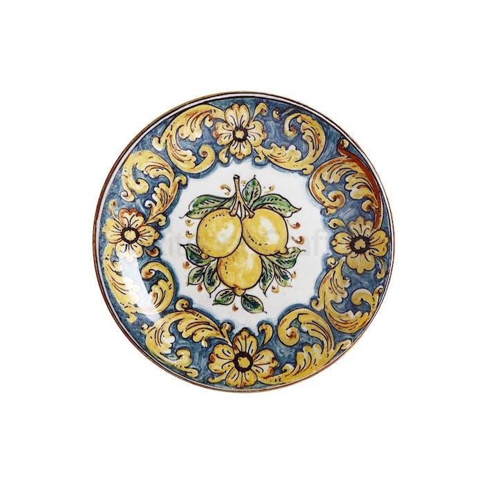 Ceramica Salerno Tallrik 20cm Boboli