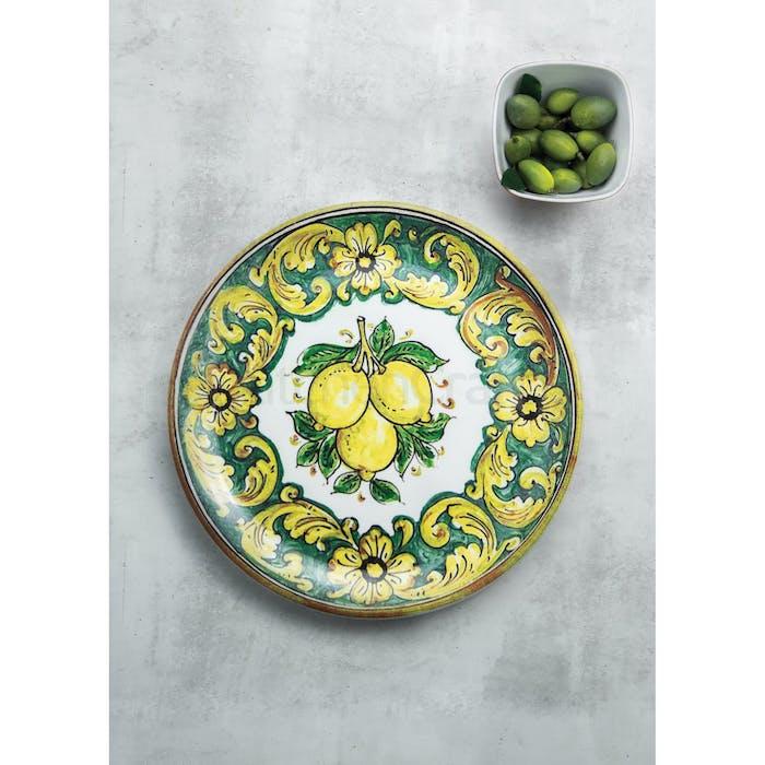 Ceramica Salerno Uppläggningsfat Runt 31cm Boboli
