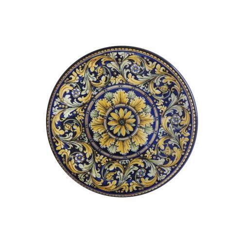 Ceramica Salerno Tallrik 20cm Piazza