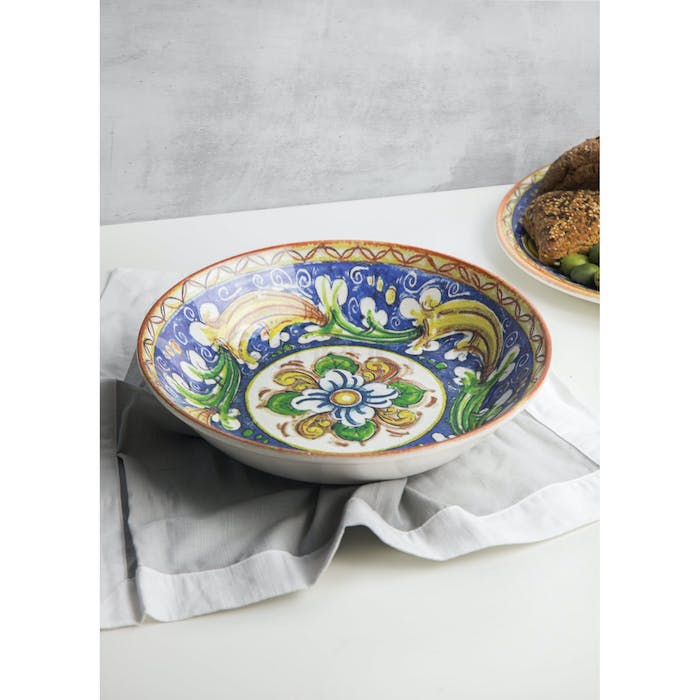 Ceramica Salerno Skål 30cm Castello