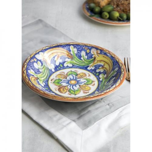Ceramica Salerno Pastatallrik 21cm Castello