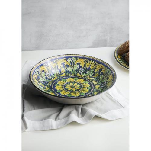 Ceramica Salerno Skål 30cm Piazza