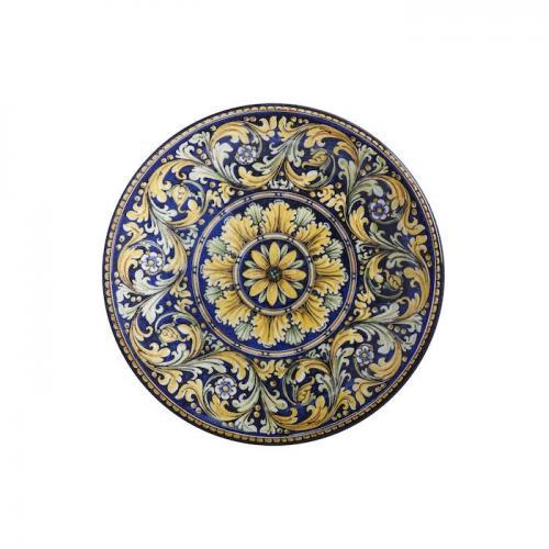 Ceramica Salerno Tallrik 26,5cm Piazza