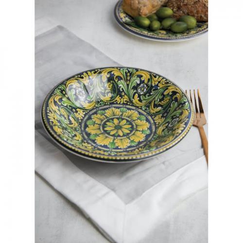 Ceramica Salerno Pastaskål 21cm Piazza