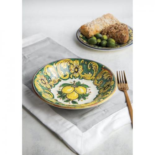 Ceramica Salerno Pastaskål 21cm Boboli