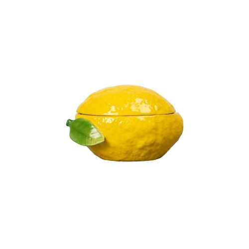 Citronskål med lock