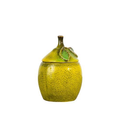 Citronskål med lock för, marmelad 15cm