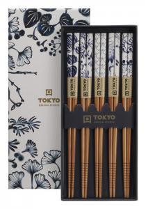 Tokyo Design Chopsticks Flora Japonica 5 par