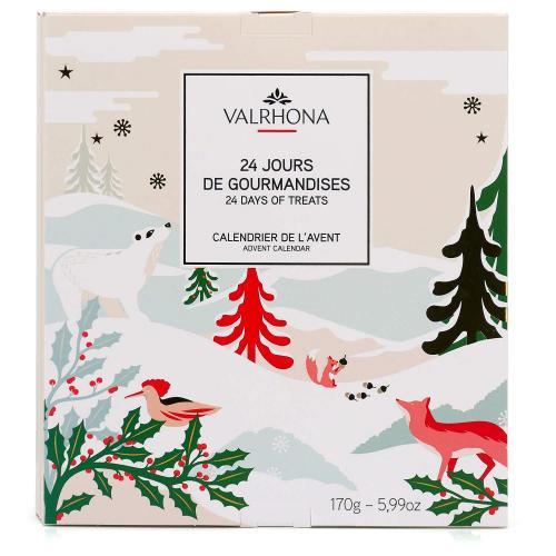 Valrhona Chokladkalender 2021