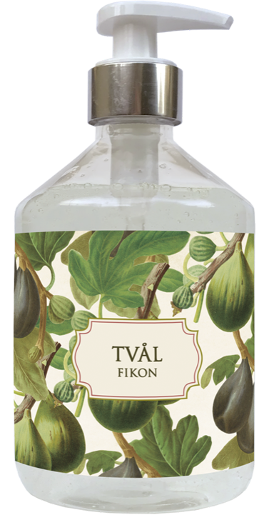 Pumptvål Fikon 500ml