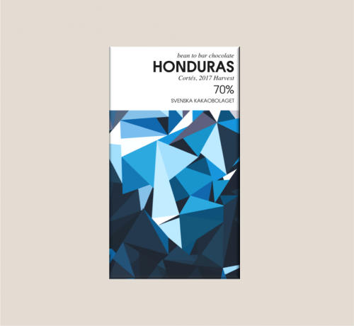 Svenska Kakaobolaget Honduras 70% 50g