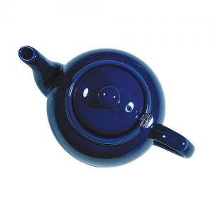 London Pottery tekanna blå