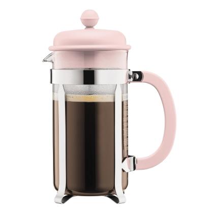 Bodum Caffetiera Colors Rosa 8kopp