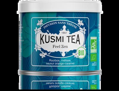 Kusmi Feel Zen Ekologisk 100g
