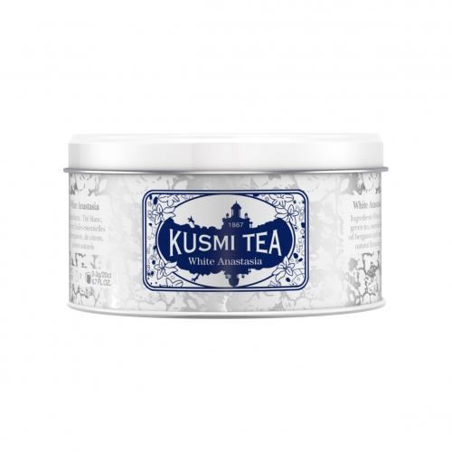 Kusmi Tea white anastasia