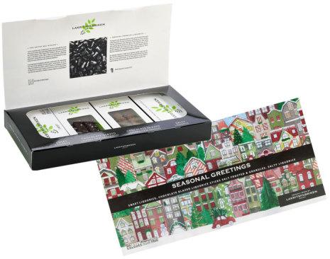 Seasonal Greetings 4-pack
