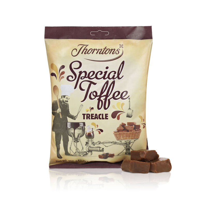 Thorntons Special Toffee Treacle 240g