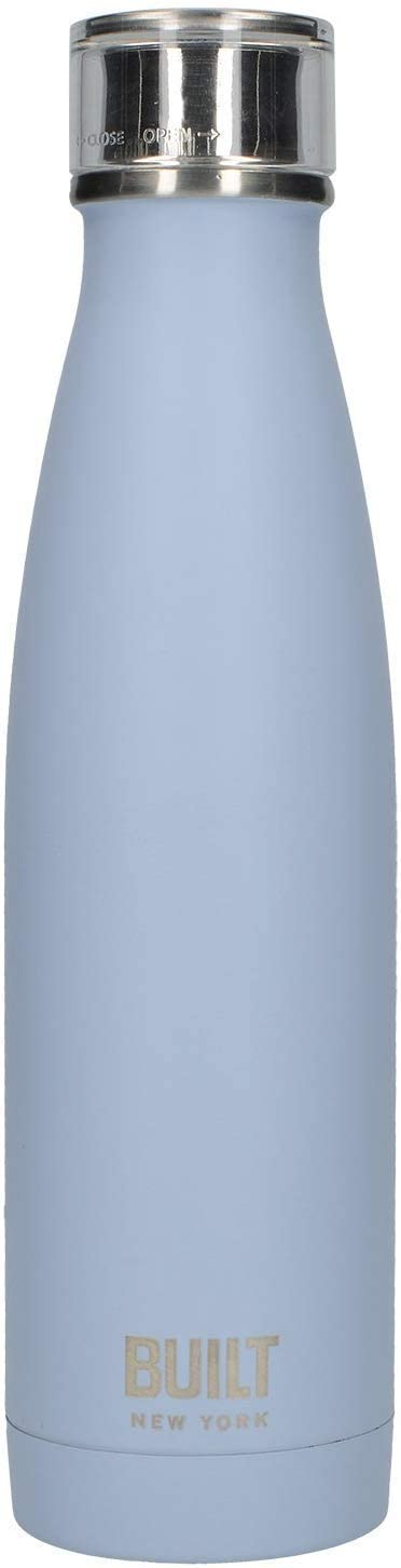 Built Termosflaska 480ml Arctic Blue