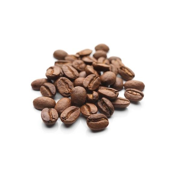 kaffebönor mellanrost