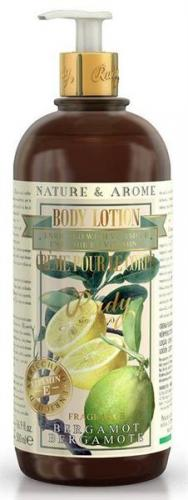 Apothecary Hand & Body Lotion Bergamot 500ml