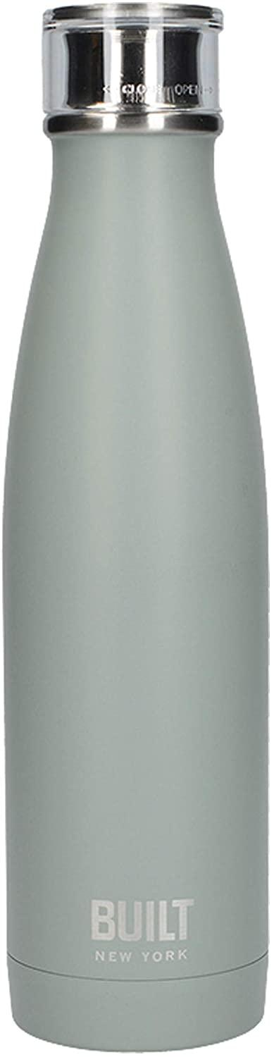 Built Termosflaska 480ml Storm Grey