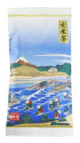 Japanskt te Genmaicha 70g