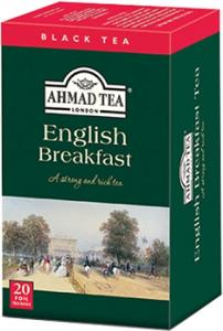 Ahmad English Breakfast Påsar